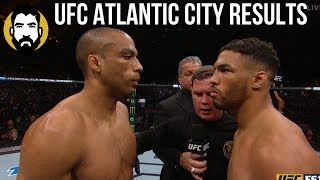 UFC Atlantic City Results: Kevin Lee vs. Edson Barboza | Post-Fight Special | Luke Thomas
