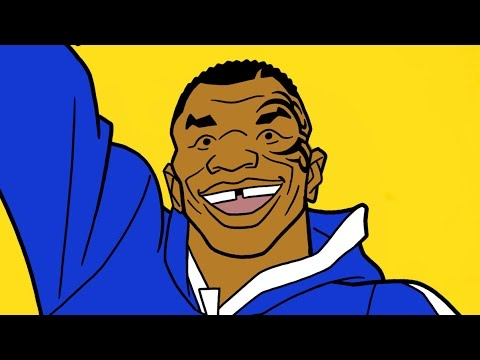 Mike Tyson Mysteries - Mike Tyson Interview - Comic Con 2014