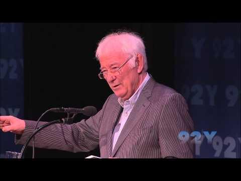 0 Seamus Heaney Kicks Off The 2011/12 92Y Poetry Season