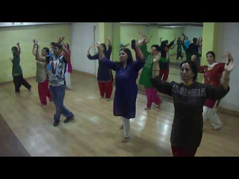 Bedardi rajadelhi-belly by Lakshya dance unlimited