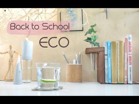 Back to School в стиле ЭКО