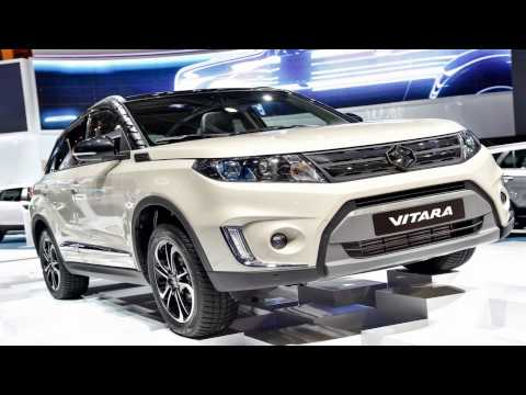 Suzuki Grand Vitara 2017 Review