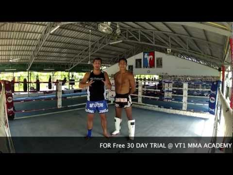 VT1 Muay Thai Clinch Fundamentals - Rules of Engagement Image 1