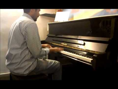 Sai Ram Sai Shyam - Bhajans piano cover by Amrit