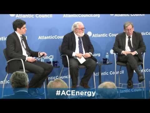 European Energy Security Challenges and Transatlantic Cooperation in 2015 with Miguel Arias Cañete