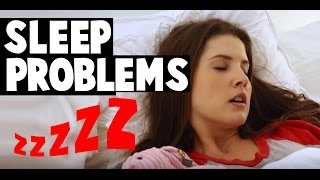 SLEEP PROBLEMS | Amanda Cerny & Juanpa Zurita