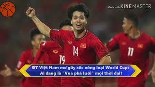 Ai là cầu thủ vua phá lưới của đội tuyển việt nam