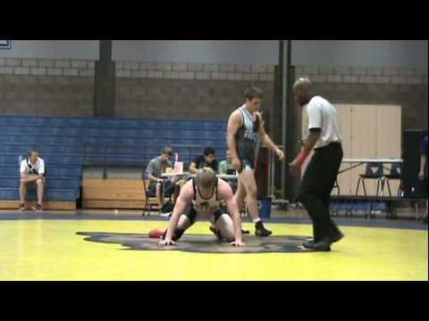160 Luke O'Connor vs Jake Cross Part 1