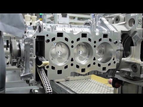 Porsche 918 Spyder Assembly Line