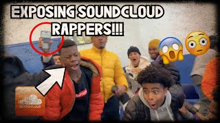 Exposing SoundCloud Rappers  Can You Rap High School Edition ПП  Freestyles and Rap BattlesПёОё