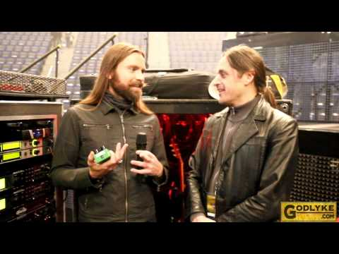 Chris Traynor Gear - Bush Interview 2013