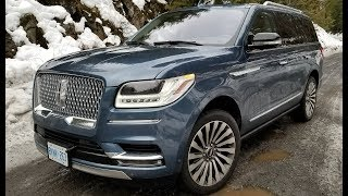 2018 Lincoln Navigator Review--THE NEW STANDARD IN LUXURY?