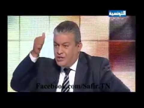 image vid�o منذر بالحاج علي يفضح رابطة حماية الثورة بالأسماء