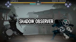 Shadow Fight 3 | Chapter 5 | How To Beat Shadow Observer
