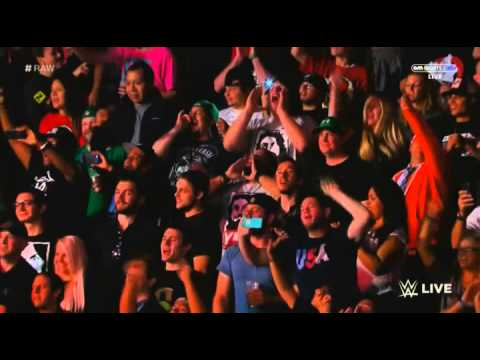Wwe Monday Night Raw 2014 10 06 Hdtv Full Show video