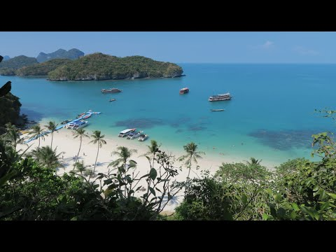 ANG THONG NATIONAL PARK, KOH SAMUI | SouthEast Asia streaming vf