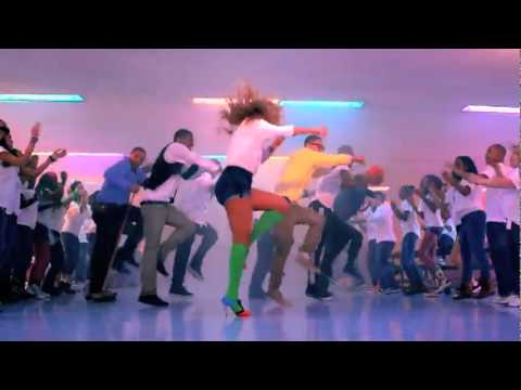 Beyonce - Let's Move! 'Move Your Body' Music Video Official 2011 Music Videos