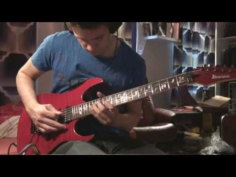 Iron Maiden - The Clairvoyant (Guitar Cover)