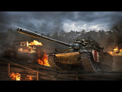 World of Tanks Xbox One Edition - Centennial Chieftain/T95