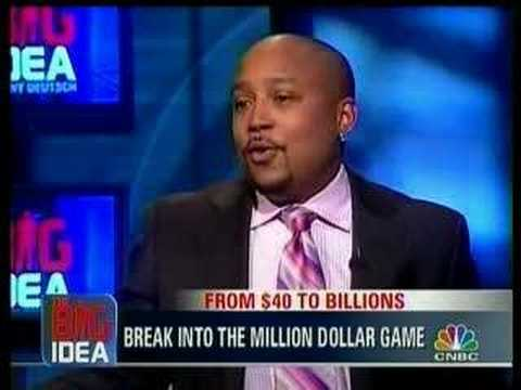 FUBU founder Daymond John interview (Shark Tank)