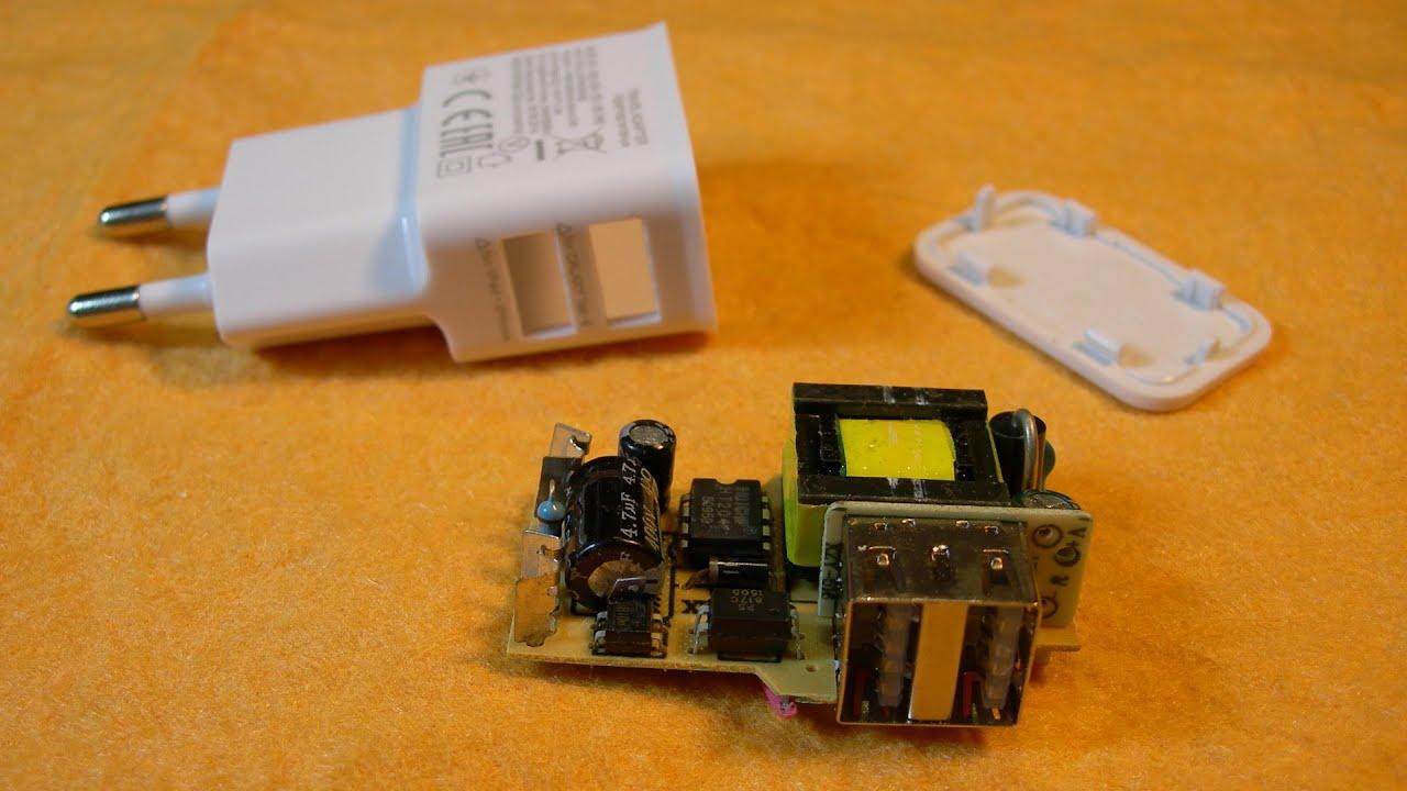 Как своими руками сделать универсальную USB зарядку 24
