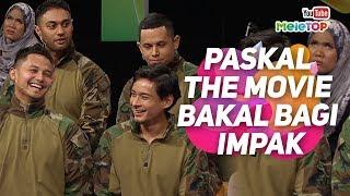 Paskal adaptasi kisah benar kejayaan Misi Pengaman | Hairul Azreen, Gambit, Ammar Alfian | MeleTOP