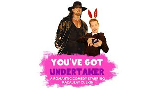 "Macaulay Culkin stars in ""You've Got Undertaker"""