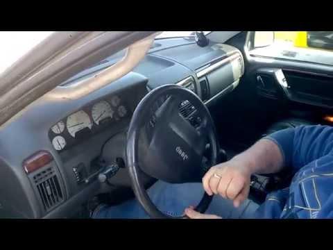 wspomaganie jeep wj 2,7 crd- problem