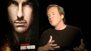 Mission: Impossible Ghost Protocol IMAX Featurette With Director Brad Bird