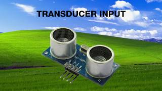 ELEARNING TRANSDUCER SENSOR ULTRASONIK   UNIVERSIT