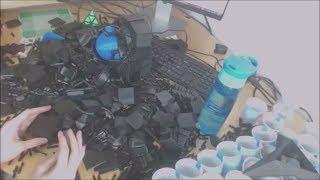 3 Minutes 4 Seconds of Rubik's Cube Fails