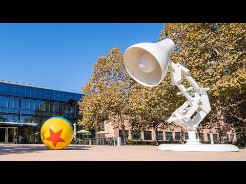 A Day In the Life of Pixar Animation Studios   Pixar