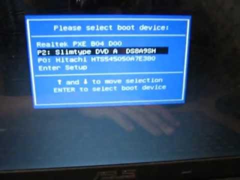Как снести (удалить) Windows 8 на ноутбуке и установить Windows 7