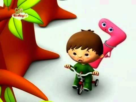 Charlie And The Numbers Baby Tv Part 07 Of 10 English Version Full Episode Of Number Seven 07 klip izle