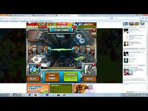 2013 Social Wars : Atom Fusion