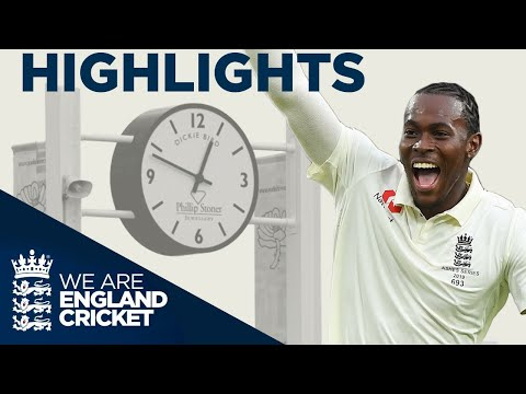 The Ashes Day 1 Highlights  Third Specsavers Ashes Test 2019