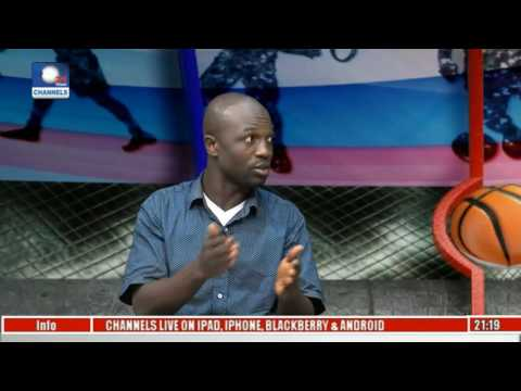 Sports Analysts, Dotun Agunbiade Discuss The 2018 FIFA World Cup Qualifying Matcehs Pt. 2