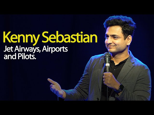 Why Jet Airways Failed - Indigo, Pilots & Airports in India | Kenny Sebastian - Stand Up Comedy thumbnail
