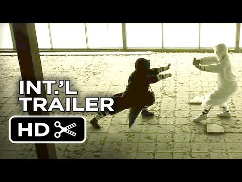 Warriors Official Trailer 1 (2014) - Argentinian Martial Arts Short Film HD