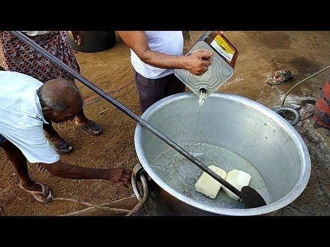 Awesome Prawns Biryani Making By Grandpa And Team | Shrimp Biryani Making | Prawns Biryani Recipe