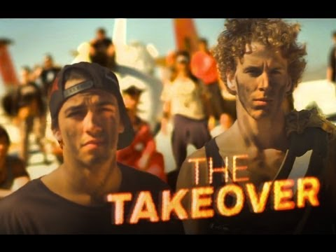 Airplane Graveyard Vs Pro Freerunners: THE TAKEOVER