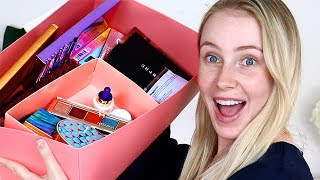 Full Face of NEW Makeup / First Impressions! | Lauren Curtis