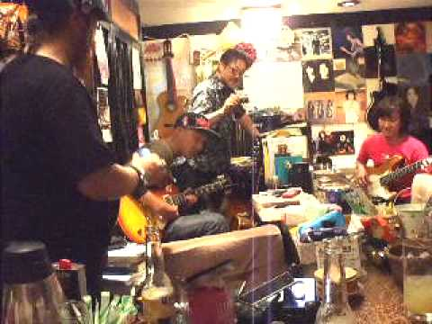 Tucker&The Teardrops met The Strange Bird with Mondo @ Mitan Blues Session 01