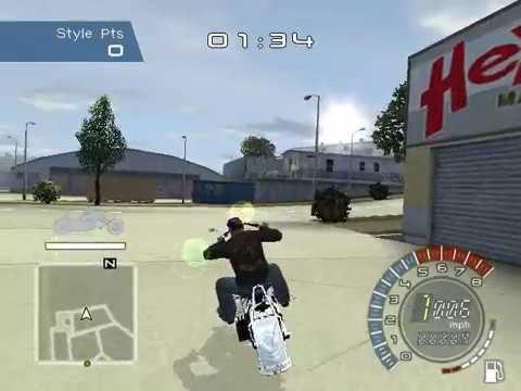 American Chopper PC - GamePlay