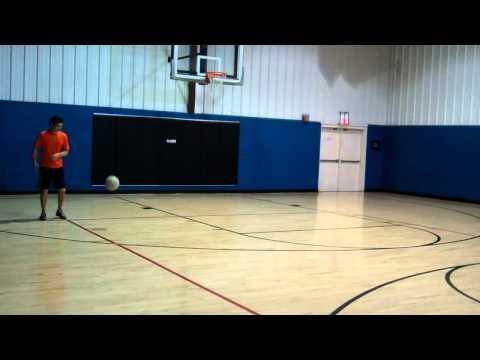 Soccer Drills - 30 Minute Soccer Training Session #17 - Online Soccer Academy
