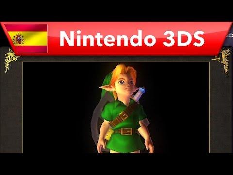 The Legend of Zelda: Majora's Mask- Contin�a la aventura de Ocarina of Time (Nintendo 3DS)