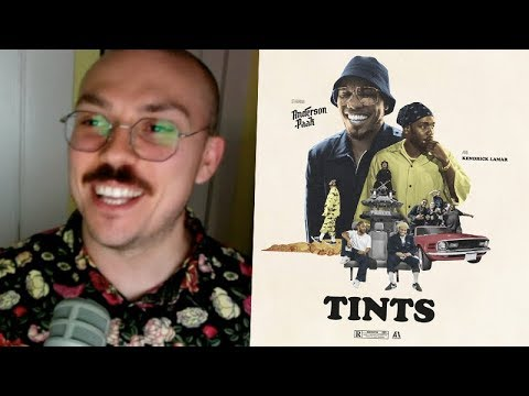 """Anderson .Paak - """"Tints"""" ft. Kendrick Lamar TRACK REVIEW MP3"""
