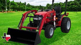 2017 Mahindra Max 26XL 4WD HST For Sale in Donna near Harlingen & San Benito, TX