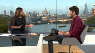 YouTube star Alfie Deyes on ITV London