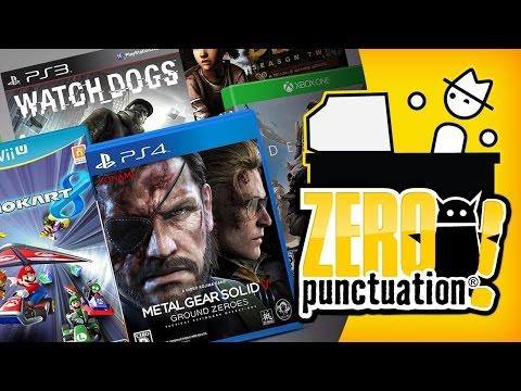 Top 5 Games of 2014 (Zero Punctuation)